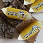 Nawet cukierki, takie jak krówki mogą promować twoja firmę